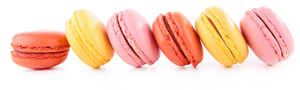 Line of Macaroons